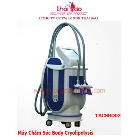 Máy Chăm Sóc Body Cryolipolysis TBCSBD02