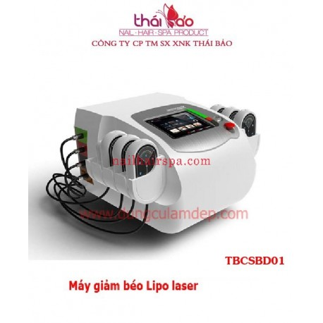 Máy giảm béo Lipo laser TBCSBD01