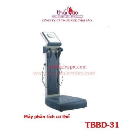 Máy phân tích cơ thể TBBD31