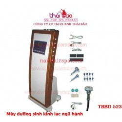 Máy dưỡng sinh kinh lạc ngũ hành TBBD523