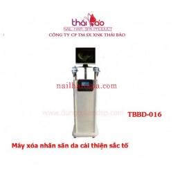 Máy xóa nhăn săn da cải thiện sắc tố TBBD016