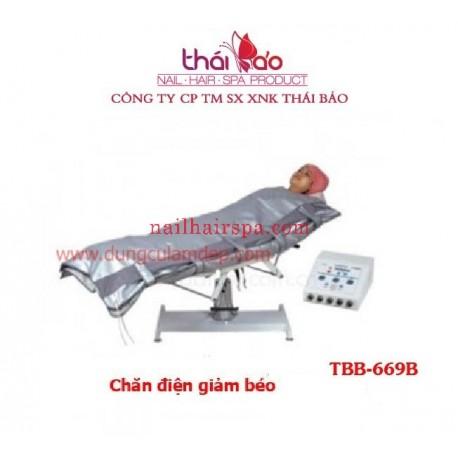 Chăn điện giảm béo TBD669B