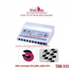 Máy massage thư giãn, giảm béo TBB333