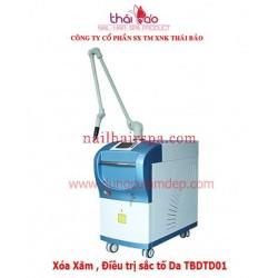 Xóa Xăm , Điều trị sắc tố Da TBDTD01