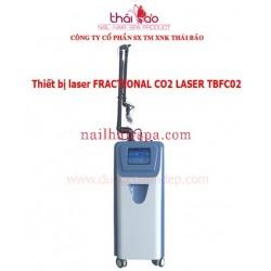 Thiết bị laser FRACTIONAL CO2 LASER TBFC02