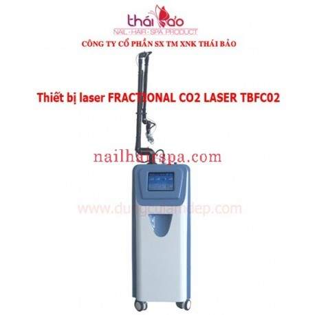 Thiết bị laser FRACTIONAL CO2 LASER TBFC02