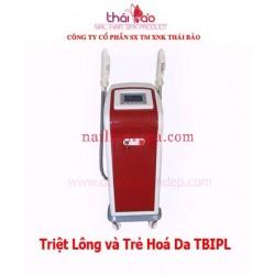 Máy đa năng Triệt Lông và Trẻ Hoá Da TBIPL