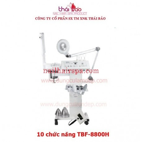 Máy chăm sóc da 10 chức năng TBF8800H