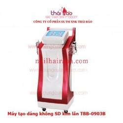 Máy tạo dáng không SD kim lăn TBB0903B