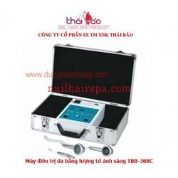 Máy điều trị da bằng lượng tử ánh sáng TBB388C