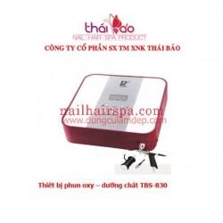 Thiết bị phun oxy – dưỡng chất TBS830