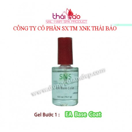 Bước 1 - EA Base Coat