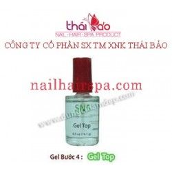 Bước 4 - Gel Top