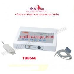 Máy siêu âm + Tẩy da TBB668
