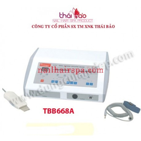 Máy tẩy da + Galvanic TBB668A