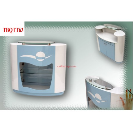 Quầy Tiếp Tân TBQTT63