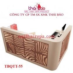 Quầy Tiếp Tân TBQTT55
