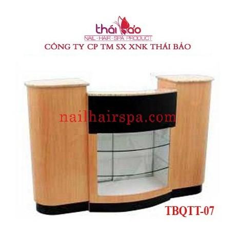 Quầy Tiếp Tân TBQTT07