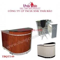 Quầy Tiếp Tân TBQTT09