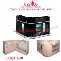 Quầy Tiếp Tân TBQTT10