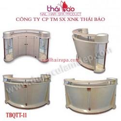 Quầy Tiếp Tân TBQTT11