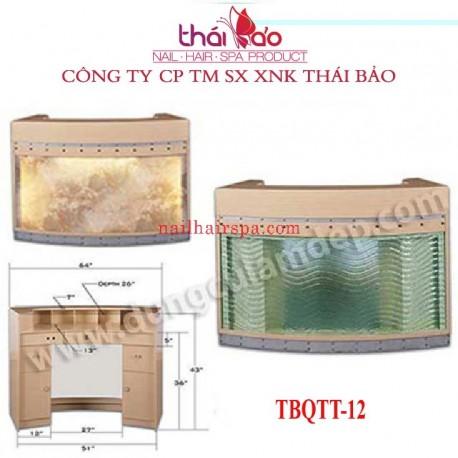 Quầy Tiếp Tân TBQTT12