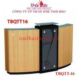 Quầy Tiếp Tân TBQTT16