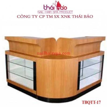 Quầy Tiếp Tân TBQTT17