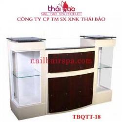 Quầy Tiếp Tân TBQTT18