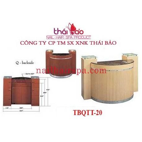 Quầy Tiếp Tân TBQTT20