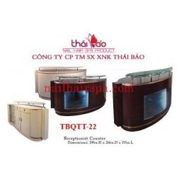 Quầy Tiếp Tân TBQTT22