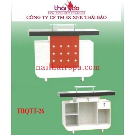 Quầy Tiếp Tân TBQTT26