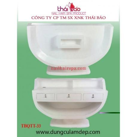 Quầy Tiếp Tân TBQTT33