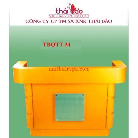 Quầy Tiếp Tân TBQTT34