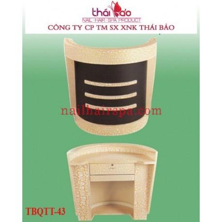 Quầy Tiếp Tân TBQTT43
