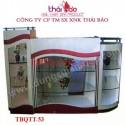 Quầy Tiếp Tân TBQTT53