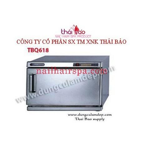 Tủ hấp khăn tiệt trùng TBQ618