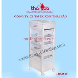 Manicure Cart TBXD15