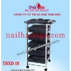 Manicure Cart TBXD18