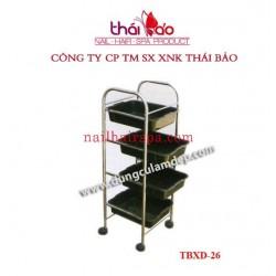 Manicure Cart TBXD26
