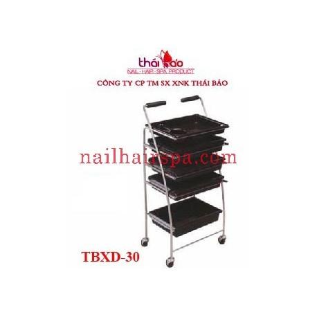 Manicure Cart TBXD30