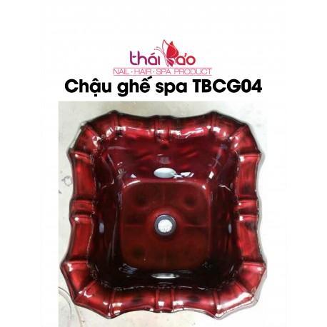 Chậu Ghế Spa TBCG04