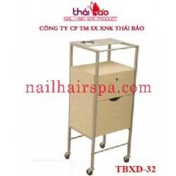 Manicure Cart TBXD32