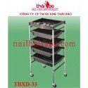 Manicure Cart TBXD33