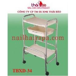 Manicure Cart TBXD34