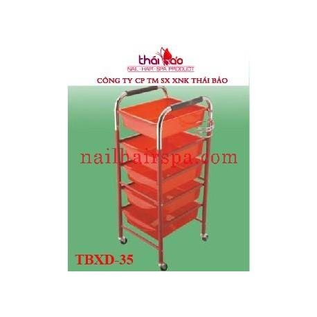 Manicure Cart TBXD35