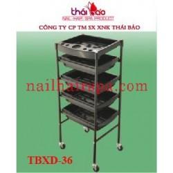 Manicure Cart TBXD36