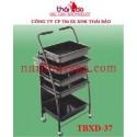 Manicure Cart TBXD37