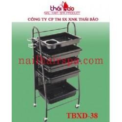 Manicure Cart TBXD38