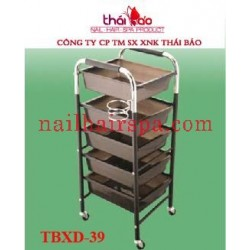 Manicure Cart TBXD39